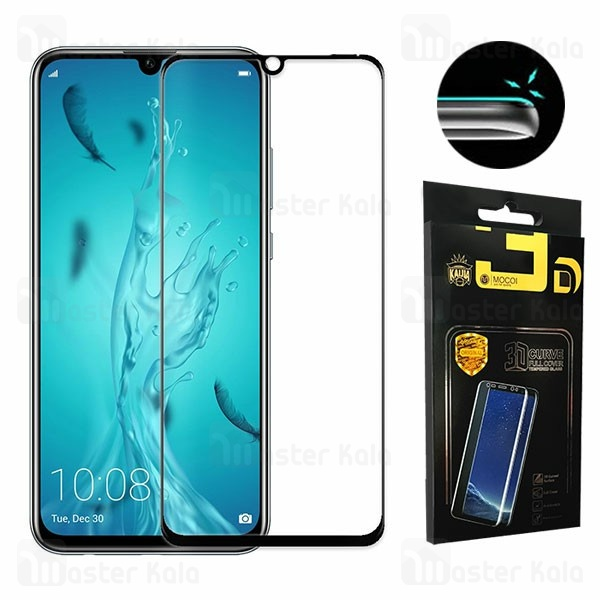 محافظ صفحه شیشه ای تمام صفحه تمام چسب هواوی Huawei Honor 10 Lite / P Smart 2019 Mocol 6D
