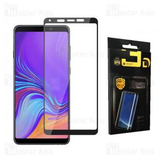 محافظ صفحه شیشه ای تمام صفحه تمام چسب سامسونگ Samsung Galaxy A9 2018 Mocol Glass