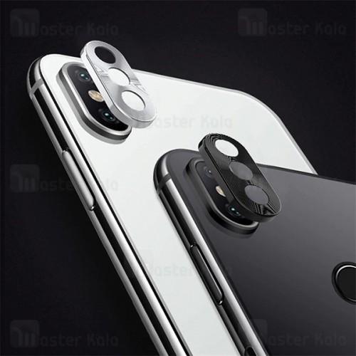 محافظ لنز فلزی دوربین موبایل شیائومی Xiaomi Mi A2 / Mi 6X Alloy Lens Cap