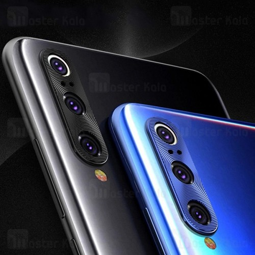 محافظ لنز فلزی دوربین موبایل شیائومی Xiaomi Mi 9 / Mi9 SE Alloy Lens Cap