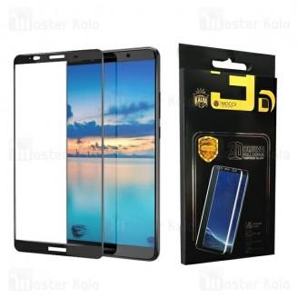 محافظ صفحه شیشه ای تمام صفحه تمام چسب هواوی Huawei Mate 10 Pro Mocol Glass