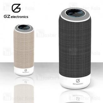 اسپیکر بلوتوث جی زد الکترونیکس GZ electronics GZ-101 Elegant Bluetooth Speaker