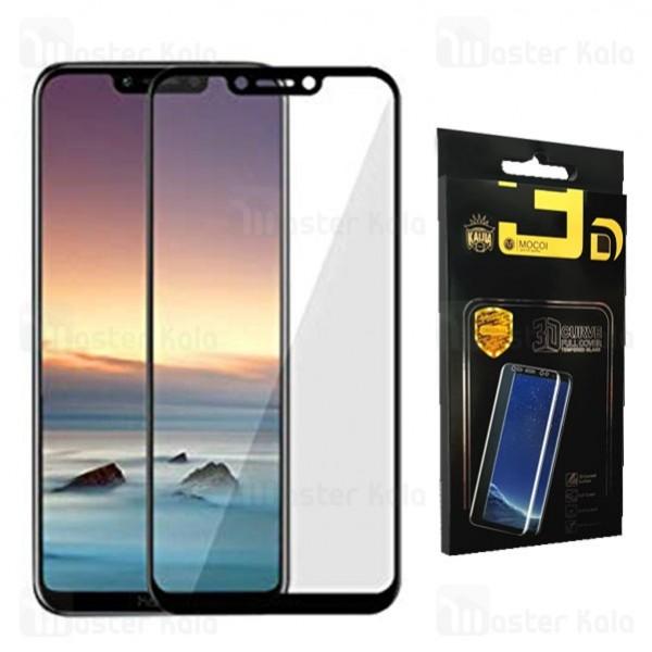محافظ صفحه شیشه ای تمام صفحه تمام چسب هواوی Huawei Honor Play Mocol Glass