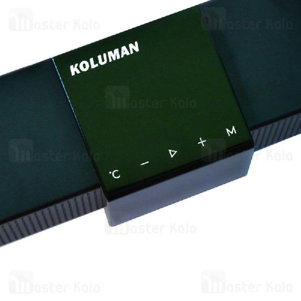 اسپیکر بلوتوث و ساعت رومیزی کلومن KOLUMAN K-S50 Wireless Speaker