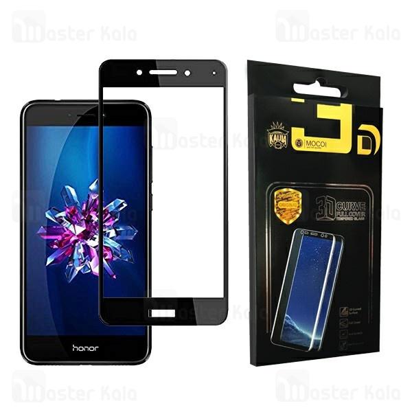 محافظ صفحه شیشه ای تمام صفحه تمام چسب هواوی Huawei Honor 8 Lite Mocol Glass