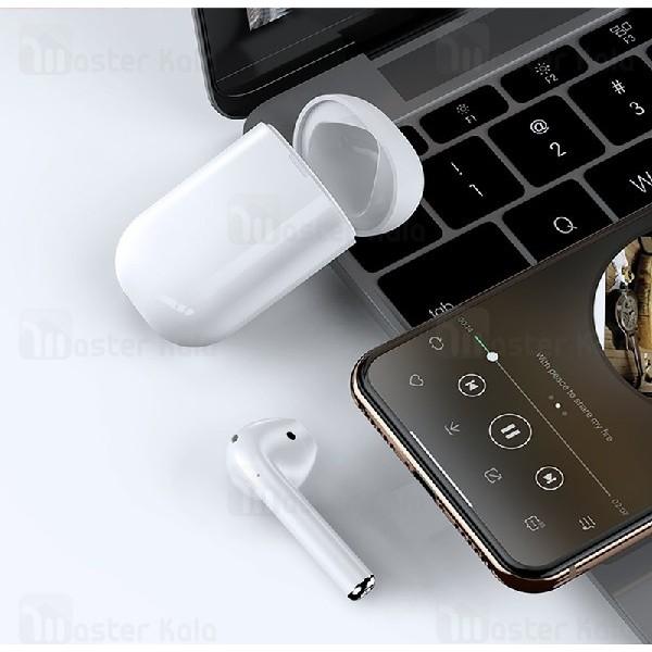 هدست بلوتوث طرح ایرپاد توتو TOTU EAUB-18 Glory Mono طراحی تک گوش