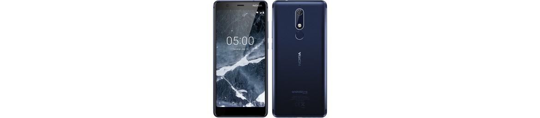 لوازم جانبی گوشی نوکیا Nokia 5.1 2018