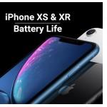 بررسی کیفیت باتری گوشی های آیفون XR و XS