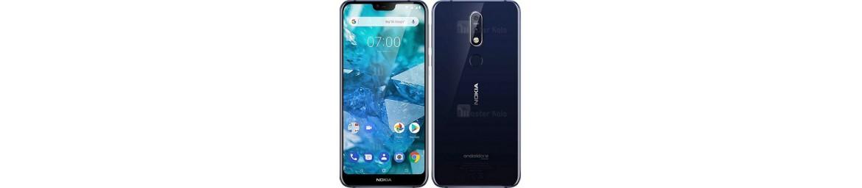 لوازم جانبی گوشی نوکیا Nokia 7.1 2018