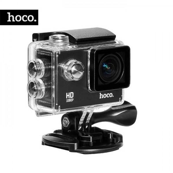 دوربین ورزشی ضدآب هوکو Hoco D2 FullHD 1080p Sport Action Camera