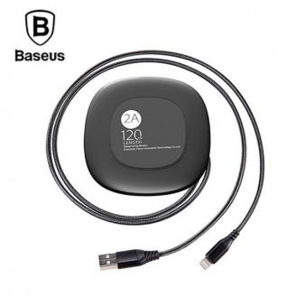 کابل لایتنینگ بیسوس Baseus Black Cable
