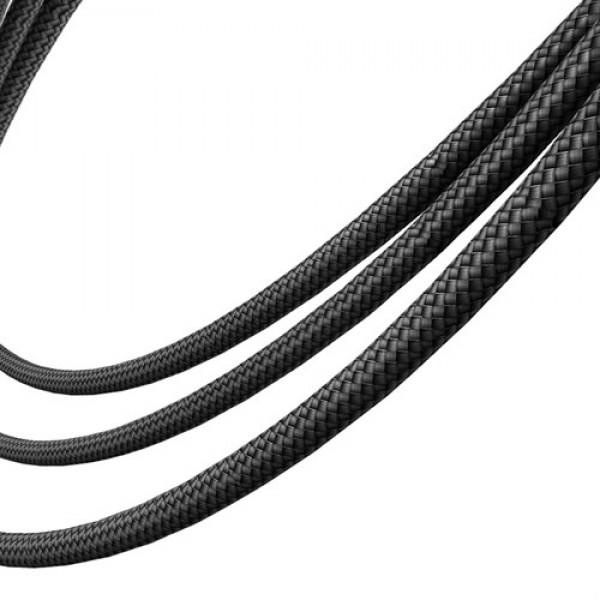 کابل لایتنینگ بیسوس Baseus Golden Belt USB