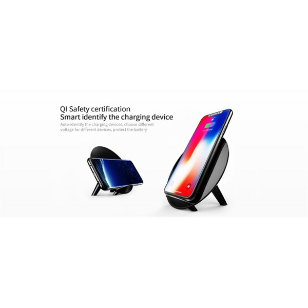شارژر وایرلس جویروم Joyroom JR-K10 Qi Wireless Charger