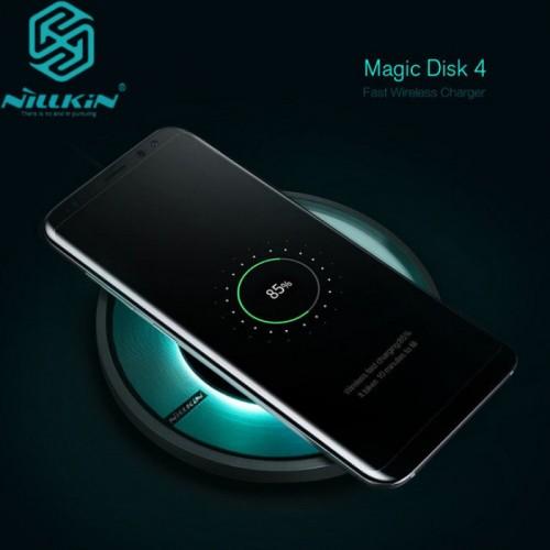 شارژر وایرلس نیلکین Nillkin Magic Disk 4 Fast Wireless Charger
