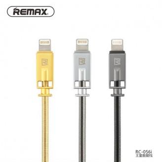 کابل لایتنینگ ریمکس Remax RC-056i طرح فنر