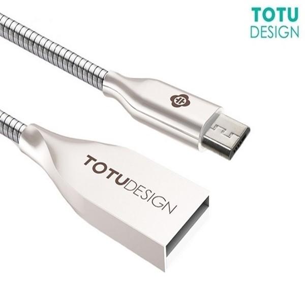 کابل توتو Micro USB مدل TOTU Li3901 Steel Rope