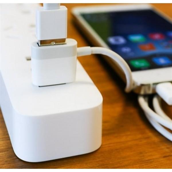 کابل میکرو یو اس بی با USB دوگانه شیائومی Xiaomi ZMI AL910