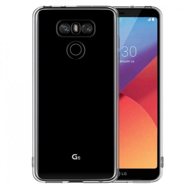 کاور ژله ای اصلی C-Case مناسب LG G6