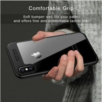 قاب محافظ Apple iPhone X مدل Auto Focus Soft Armor
