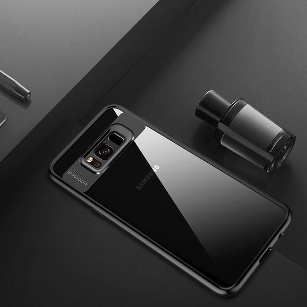 قاب محافظ Samsung Galaxy S8 Plus مدل Auto Focus Soft Armor