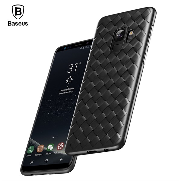 قاب بیسوس Baseus BV Weaving Samsung Galaxy S9