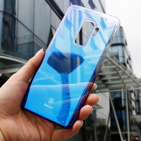 قاب بیسوس Baseus Glaze Case Samsung Galaxy S9 Plus