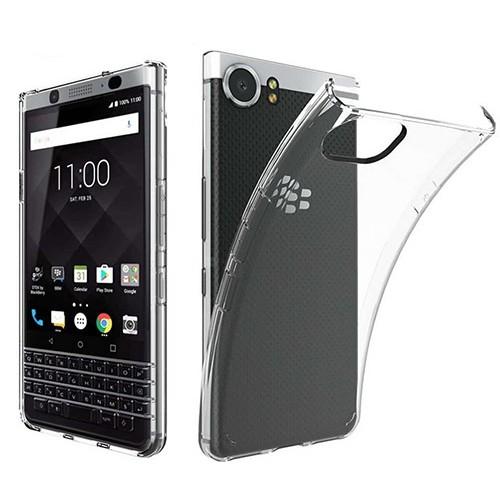 کاور ژله ای اصلی Belkin بلکین BlackBerry Keyone DTEK70/Mercury