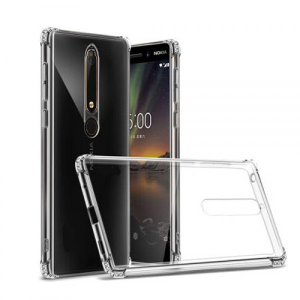 کاور ژله ای اصلی بلکین Nokia 6.1 2018