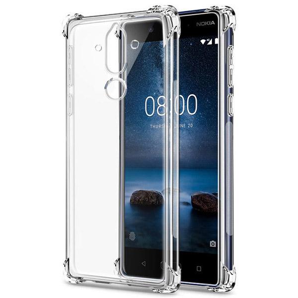 کاور ژله ای اصلی بلکین ضدضربه Nokia 8 Sirocco