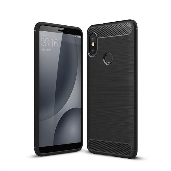 قاب فیبر کربنی Rugged Armor مناسب Xiaomi Redmi Note 5 Pro