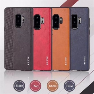 قاب چرمی G-Case مدل Earl مناسب Samsung Galaxy S9 Plus
