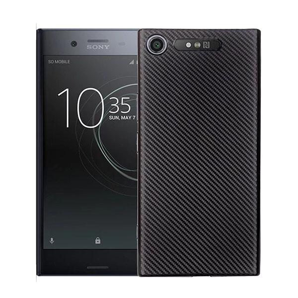 کاور فیبر کربنی Haimen مناسب Sony Xperia XZ1