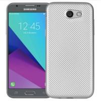 کاور فیبر کربنی Huanmin مناسب Samsung Galaxy J3 Prime