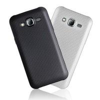کاور فیبر کربنی Huanmin مناسب Samsung Galaxy J3 Pro