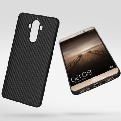 کاور فیبر کربنی Huanmin مناسب Huawei Mate 9
