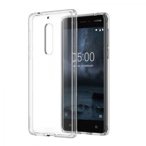 قاب محافظ ژله ای نوکیا Nokia 5