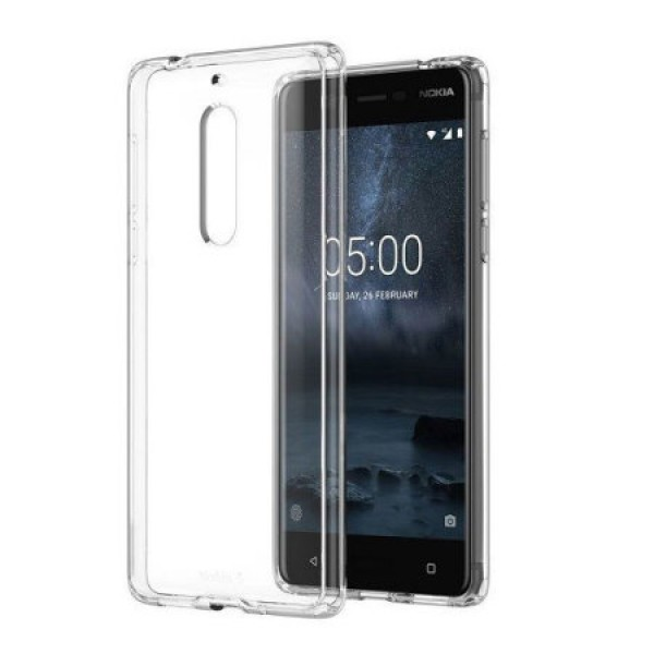 قاب ژله ای مناسب نوکیا Nokia 5