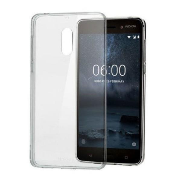 قاب ژله ای مناسب نوکیا Nokia 6