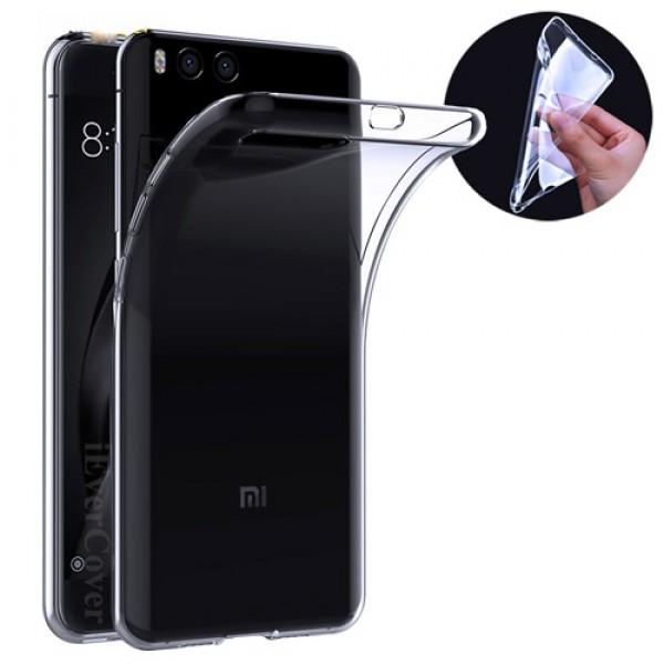 کاور ژله ای 3 گرمی Xiaomi Mi Note 3