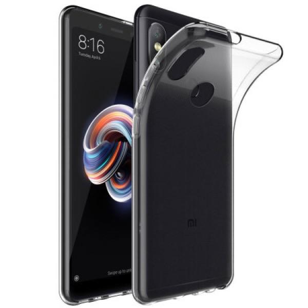 قاب ژله ای Xiaomi Redmi Note 5 Pro