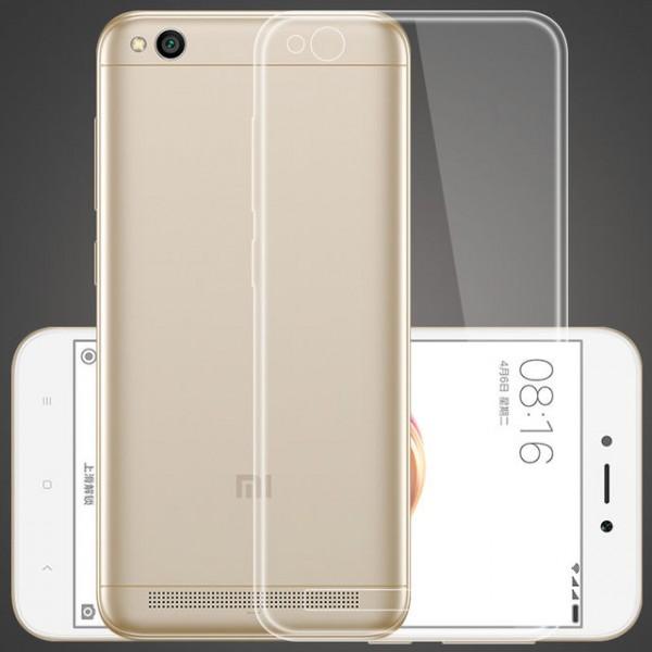 قاب ژله ای مناسب شیائومی Xiaomi Redmi 5A