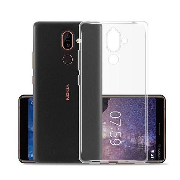 قاب ژله ای Nokia 7 Plus