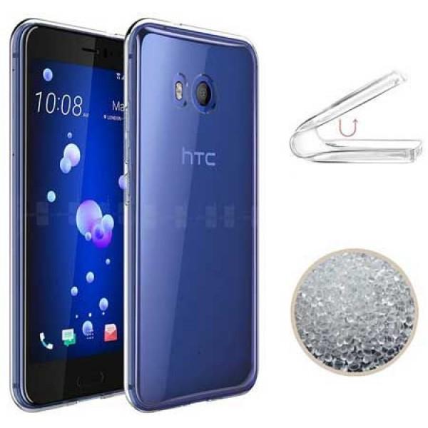 قاب ژله ای مناسب اچ تی سی HTC U11