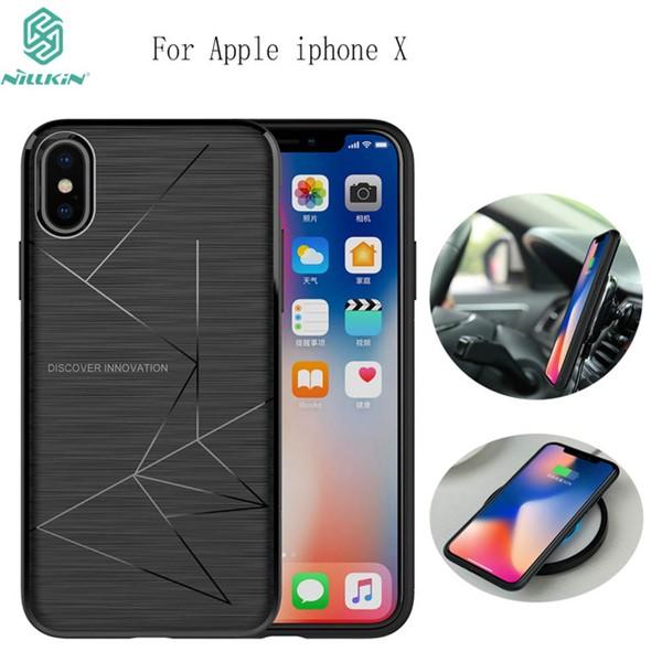 کاور محافظ نیلکین مدل Magic مناسب Apple iPhone X