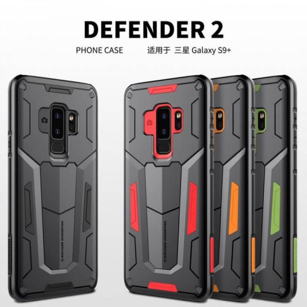 کاور محافظ نیلکین مدل Defender II مناسب Samsung Galaxy S9 Plus