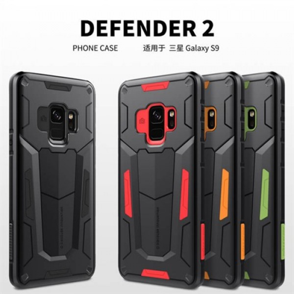 کاور محافظ نیلکین مدل Defender II مناسب Samsung Galaxy S9