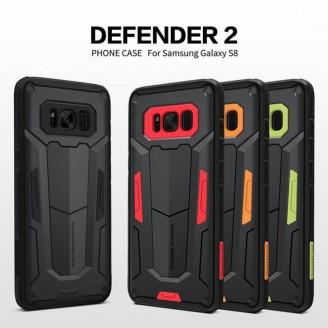 کاور محافظ نیلکین مدل Defender II مناسب Samsung Galaxy S8