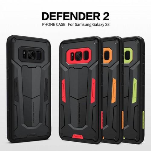 قاب محافظ Samsung Galaxy S8 نیلکین مدل Defender II