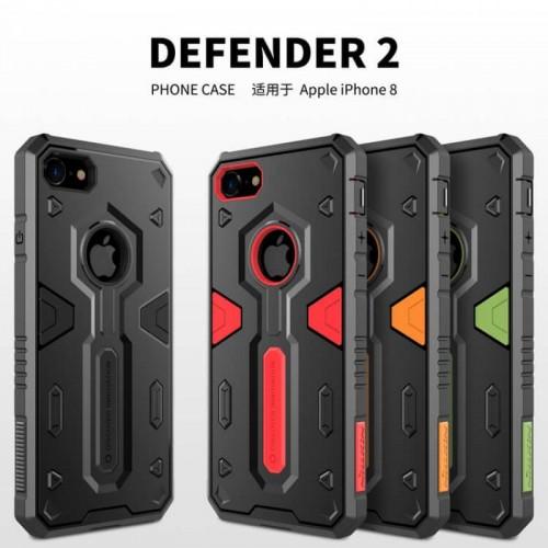 قاب محافظ Apple iPhone 8 نیلکین مدل Defender II