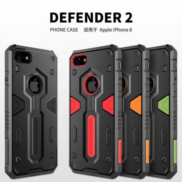 گارد محافظ نیلکین آیفون Apple iPhone 7 / 8 Nillkin Defender II
